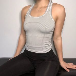 Lululemon Cropped Swiftly Tech Tank Racerback